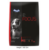 Drools Focus Starter Food 400 Gm