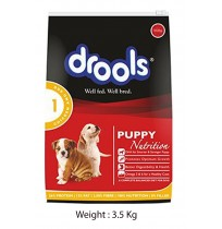 Drools Puppy Chicken And Egg 3.5 Kg