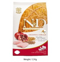ND Chicken And Pomegranate Adult Maxi Food 12 Kg