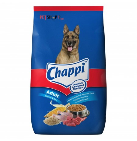 Chappi Adult Dog Food Chicken And Rice 20 Kg