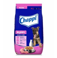 Chappi Puppy Food Chicken And Milk 3 Kg