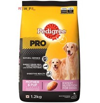 Pedigree Pro Starter Puppy Food Mother And Pup 1.2 Kg