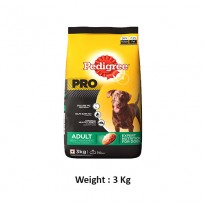 Pedigree Dog Food Professional Weight Management 3 Kg