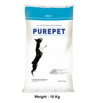 Purepet Adult Dog Food Chicken And Veg 9 Kg