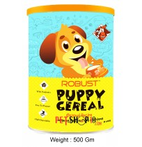 Robust Puppy Cereal Veg 500 Gm