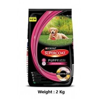 Purina Super Coat Puppy Food Chicken 2 Kg