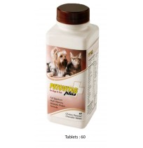 All4Pets Dog Supplements  Petovitab Dog And Cat 60 Tablets