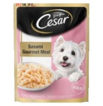 Cesar Adult Sasami Gourmet Meal 70 Gm