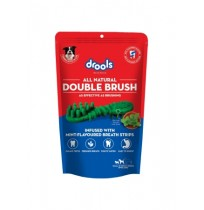 Drools Dog Treat All Natural Double Brush 300 Gm