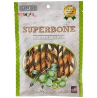 Super Bone Dog Treat Olive Oil Stick 9 Pieces