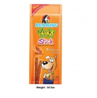 Bearing Dog Treats Jerky Stick Barbecue 50 Gm