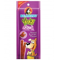 Bearing Dog Treats Jerky Stick Roasted Liver 50 Gm