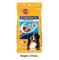 Pedigree Dentastix Daily Oral Care 7 Sticks Large 270Gm