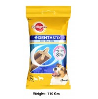 Pedigree Dentastix Daily Oral Care 7 Sticks Small 110Gm