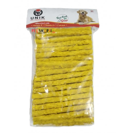 Unik Dog Treat Munches Sticks Chicken 900 Gm