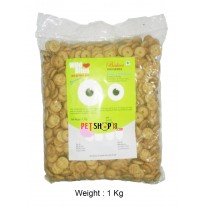 Wild Bites Puppy Treats Veg Biscuit 1 Kg