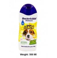 BBN Bactercidal Dog Shampoo All Natural Lemon 500 Ml