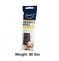 Gnawlers Dog Treats Hearty Roll 10 Inch 80 Gm