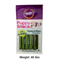 Gnawlers Dog Treats Seaweed 40gm