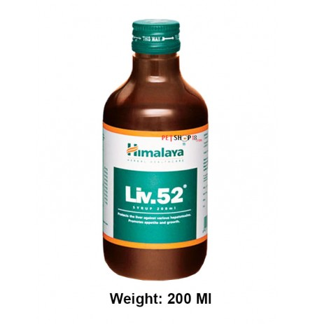 Himalaya Dog Supplements Liv 52 200 Ml