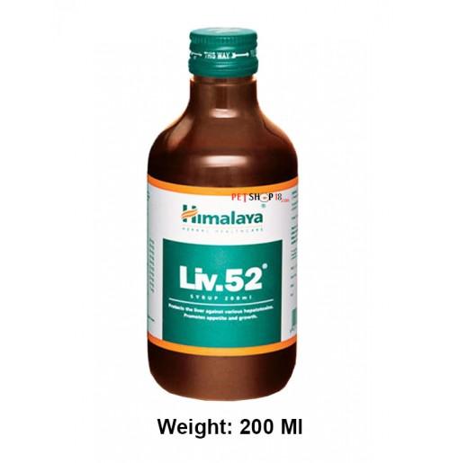 Himalaya Dog Supplements Liv 52 200 Ml