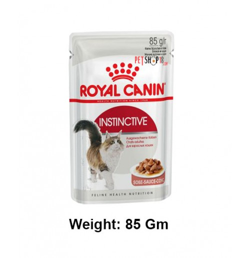 Royal Canin Cat Treat Instinctive 85 Gm