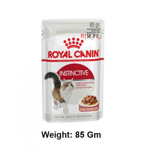 Royal Canin Instinctive 85gm