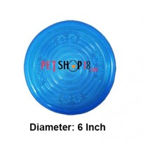 Super Dog Dog Toy Super Flyer Catch Flavoured Disc Small