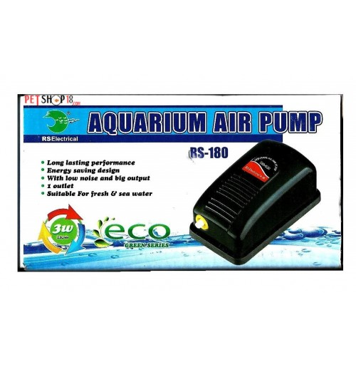 Rs Electrical Aquarium Air Pump RS 180