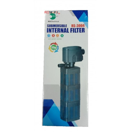 Rs Electrical Submersible  Internal Aquarium Filter RS 3004