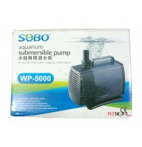 Sobo Aquarium Submersible Pump WP 5000