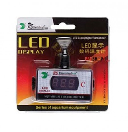 Rs Electrical LED Display Digital Thermometer