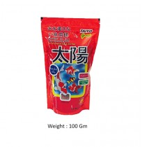 Taiyo Fish Food Grow 100 Gm