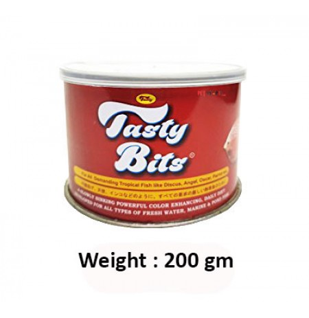 Tasty Bits Fish Food 200 Ml