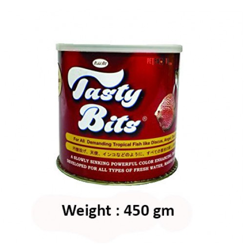 Tasty Bits Fish Food 450 Ml