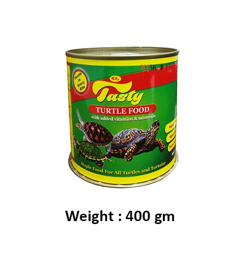 Tasty Turtle Food 400 Ml