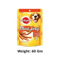 Pedigree Meat Jerky Smoked Salmon 60 Gm