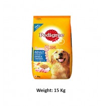 Pedigree Adult Dog Food Chicken And Vegetables 15 Kg