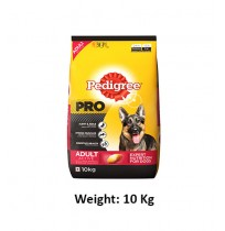 Pedigree Pro Active Adult Dog Food 10 Kg