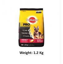Pedigree Pro Active Adult Dog Food 1.2 Kg