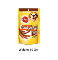 Pedigree Meat  Jerky Grilled Liver 60 Gm