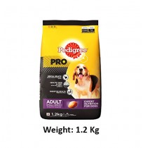 Pedigree Pro Adult Dog Food Small Breed 1.2 Kg