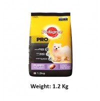 Pedigree Pro Puppy Food Small Breed 1.2 Kg