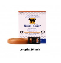 Herbal Tick And Flea Repellent Dog Collar