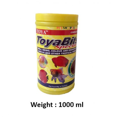 Toya Fish Food Bits Special Complete 1000ml