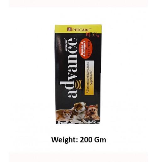 Petcare Nutri Coat Advance 200 Gm