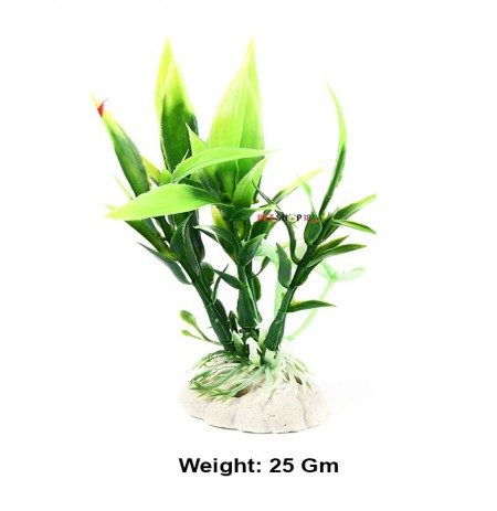 Topfin Aquarium Plant Jungle Grass Green Mini