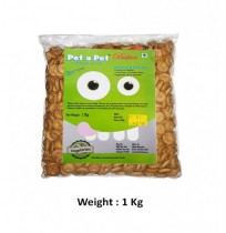 Pet A Pet Puppy Treats Veg Biscuit 1 Kg