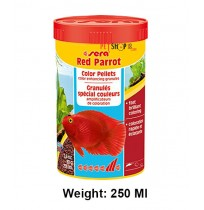 Sera Fish Food Red Parrot 250ml