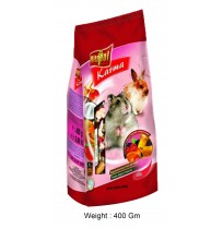 Vitapol Hamster Fruit Food 400 Gm